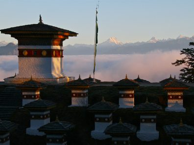 Dochula Stupa