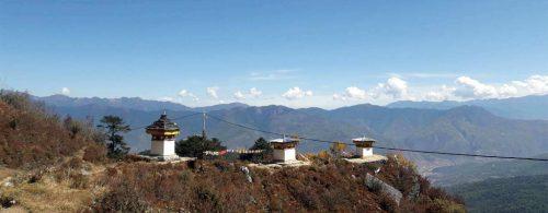 kila Monastery stupa