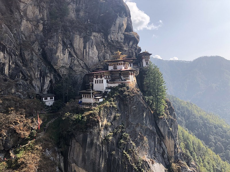 Tiger Nest Temple