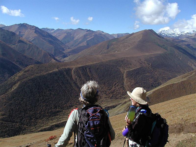 Dagala 1000 lakes trek